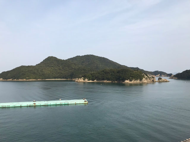 瀬戸内海の鞆の浦に行ってきました。