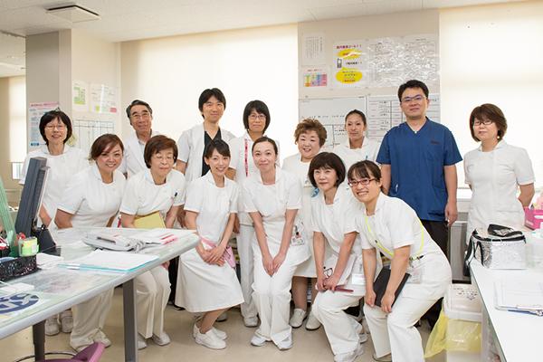 産婦人科スタッフ